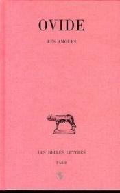Amours (Les) - Couverture - Format classique