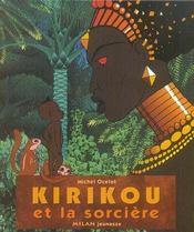 Kirikou et la sorciere, mini-album - Intérieur - Format classique