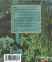 Kirikou et la sorciere, mini-album - 4ème de couverture - Format classique