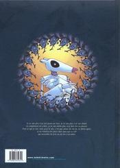 Aberzen t.3 ; au-delà des mers séchées - 4ème de couverture - Format classique
