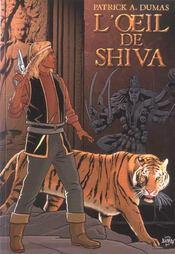 L'oeil de Shiva - Intérieur - Format classique