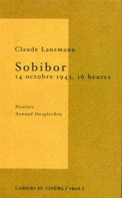 Sobibor, 14 octobre 1943, 16 heures - Couverture - Format classique