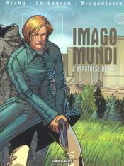 Imago mundi t.4 ; l'hypothèse Ulysse - Intérieur - Format classique