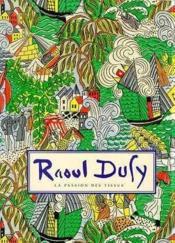 Raoul Dufy - Couverture - Format classique