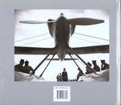Aviation ; Les Premieres Annees De L'Aeronautique - 4ème de couverture - Format classique