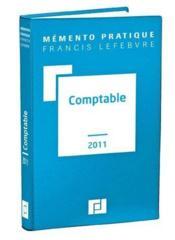Memento Pratique ; Mémento Comptable (Edition 2011) - Couverture - Format classique