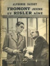 Fromont Jeune Et Risler Aine. En 2 Tomes. Collection : Select Collection N° 195 + 196 - Couverture - Format classique