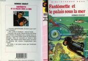 Fantômette et le palais sous la mer - Couverture - Format classique