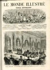 LE MONDE ILLUSTRE N°481 Tribunal maritime de Brest - Couverture - Format classique