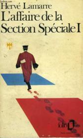 L'Affaire De La Section Speciale - Couverture - Format classique