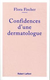 Confidences d'une dermatologue - Couverture - Format classique