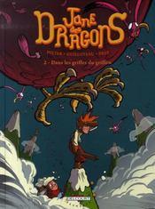 Jane des dragons t.2 ; dans les griffes du griffon - Intérieur - Format classique