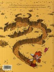 Jane des dragons t.2 ; dans les griffes du griffon - 4ème de couverture - Format classique