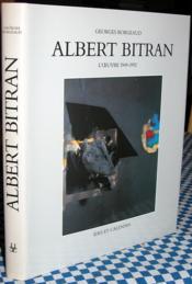 Albert Bitrand - Couverture - Format classique
