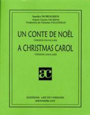 Un conte de noel - Couverture - Format classique