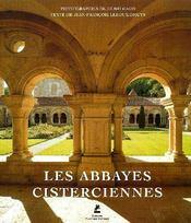 Les abbayes cisterciennes - Intérieur - Format classique
