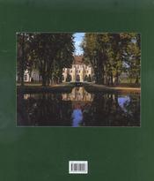 Les abbayes cisterciennes - 4ème de couverture - Format classique