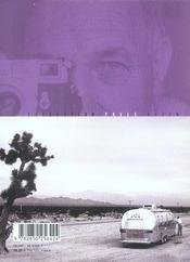 Depardon voyages - 4ème de couverture - Format classique