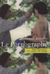 Le pornographe - Couverture - Format classique
