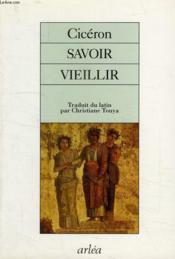 Savoir Vieillir - Couverture - Format classique