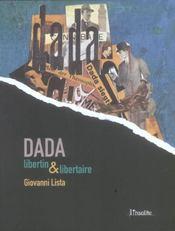 Dada libertin ; libertaire - Intérieur - Format classique