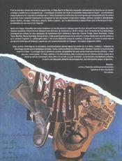 Dada libertin ; libertaire - 4ème de couverture - Format classique