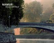 Namur, ville capitale - Couverture - Format classique