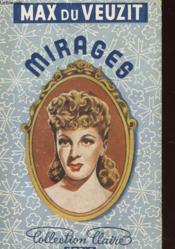 Mirages - Couverture - Format classique