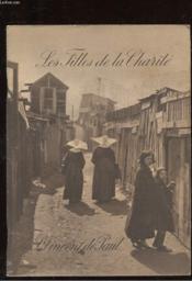 Les Filles De La Charite De St Vincent De Paul - Couverture - Format classique