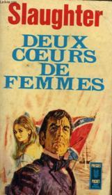 Deux Coeurs De Femme - Couverture - Format classique