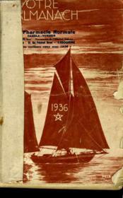 Votre Almanach Illustre. - Couverture - Format classique