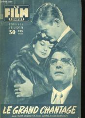 Film Complet N° 667 - Le Grand Chantage - Couverture - Format classique