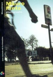 Mauro pinto photographe (carnets de la creation) - Couverture - Format classique