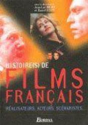 Histoire(S) De Films Francais ; Realisateurs, Acteurs, Scenaristes - Intérieur - Format classique