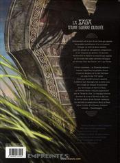 Hammerfall t.1 ; la peine du serpent - 4ème de couverture - Format classique