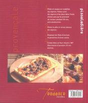Cuisine Provencale - 4ème de couverture - Format classique