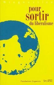 Pour sortir du liberalisme - Intérieur - Format classique