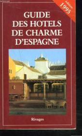 Guide hot.charme espagne 1995 - Couverture - Format classique