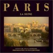 Paris, la Seine - Couverture - Format classique
