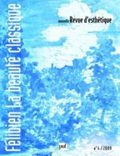 NOUVELLE REVUE D'ESTHETIQUE N.4 ; Félibien ; la beauté classique - Couverture - Format classique