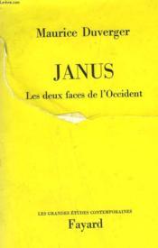 Janus. Les Deux Faces De L'Occident. - Couverture - Format classique