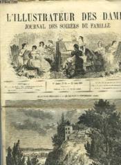 L'Illustrateur Des Dames - Journal Des Soirees De Famille N°34 1re Annee - Couverture - Format classique