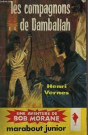 Les Compagnons De Damballah - Une Aventure De Bobo Morane - Couverture - Format classique