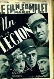 Le Film Complet Du Mardi N° 1964 - 16e Annee - Un De La Legion - Couverture - Format classique