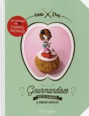Gourmandises - Couverture - Format classique