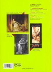 Francais 1re manuel textes 01 - 4ème de couverture - Format classique