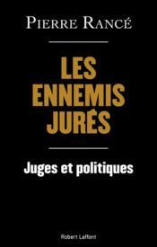 Juges et politiques, les années folles - Couverture - Format classique
