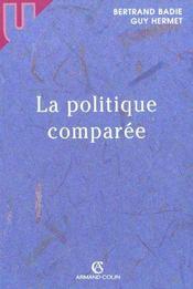 La politique comparée - Intérieur - Format classique