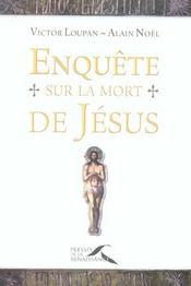 Enquete sur la mort de jesus - Intérieur - Format classique