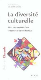 Diversite culturelle - Intérieur - Format classique